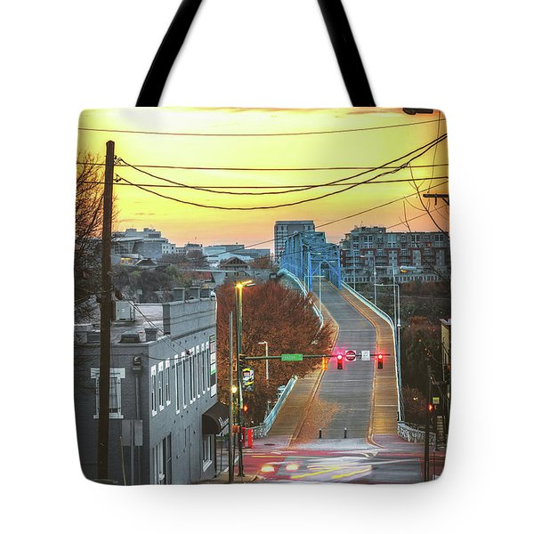 Forest And Frazier Tote Bag