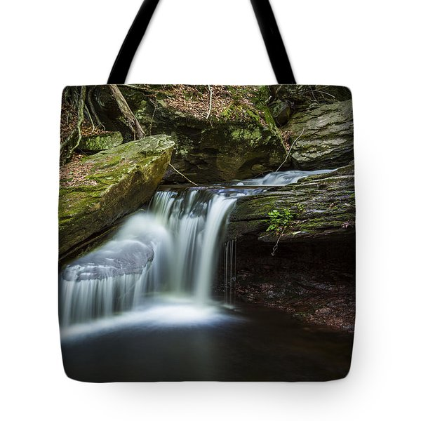 Forest Breeze Tote Bag