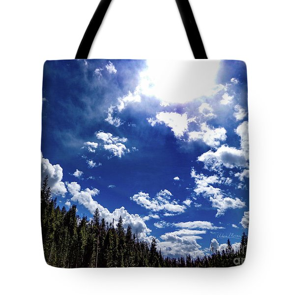 A New Day Tote Bag