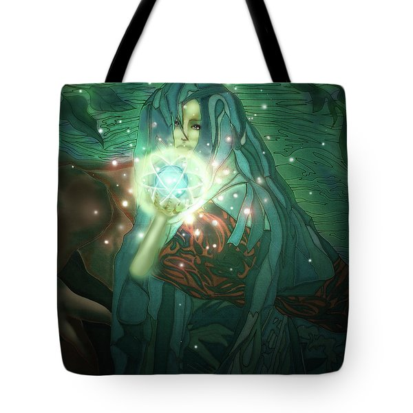 Forest Elf Tote Bag