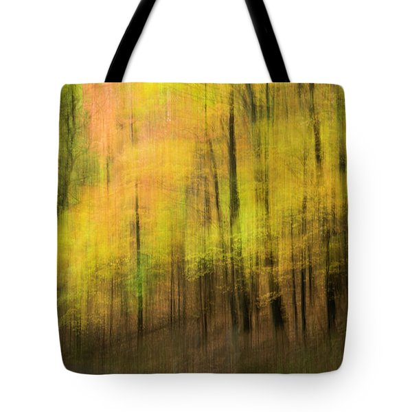 Forest Impressions Tote Bag