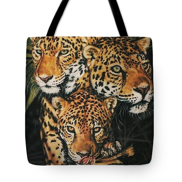 Forest Jewels Tote Bag