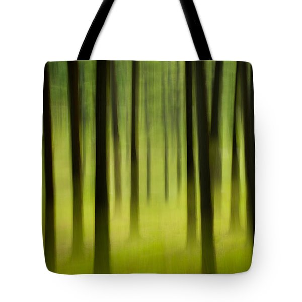 Tote Bag featuring the photograph Forest by Joye Ardyn Durham