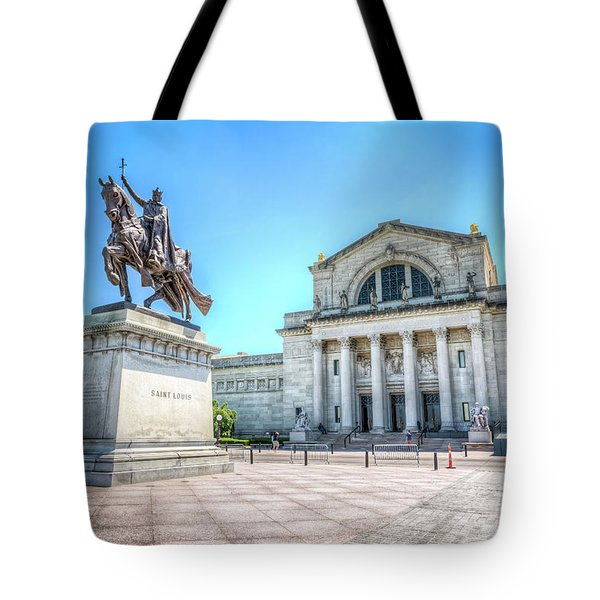 Forest Park Art Museum Tote Bag