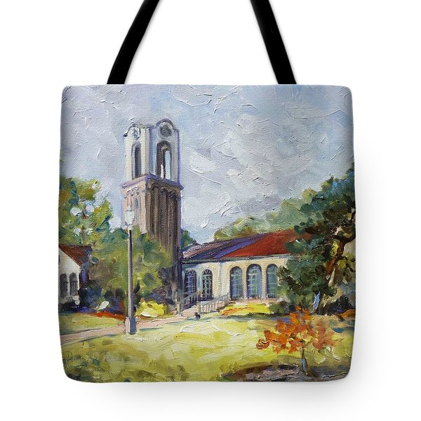 Forest Park Center - St. Louis Tote Bag