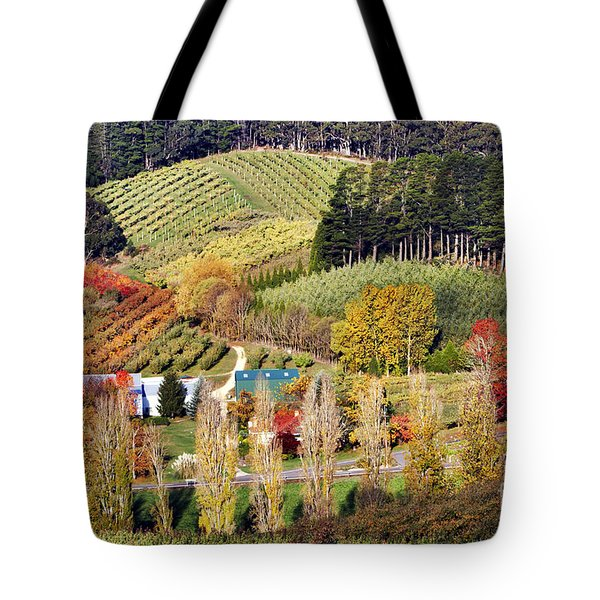 Forest Range, Adelaide Hills Tote Bag by Bill  Robinson