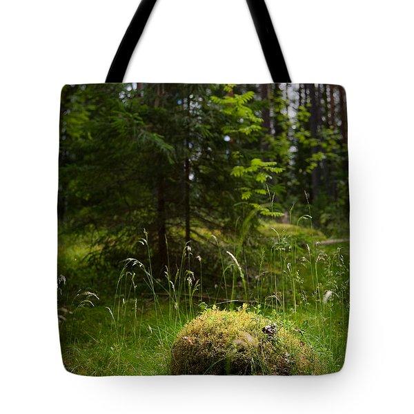 Forest Tales Tote Bag by Konstantin Dikovsky