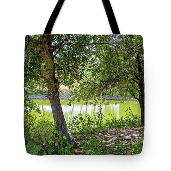 Forest Trail Tote Bag