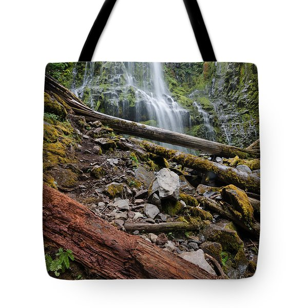 Forest Vibrance Tote Bag