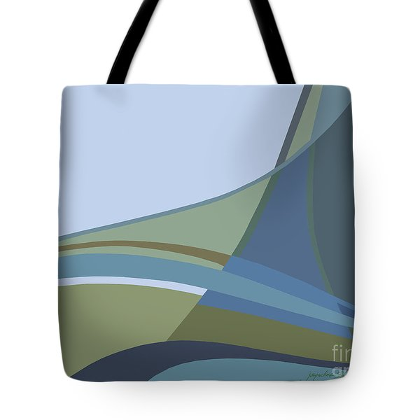 Forest View Tote Bag