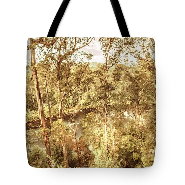 Forestry Calm Tote Bag