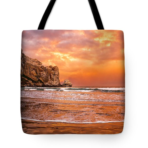 Forever Tote Bag by Alice Cahill