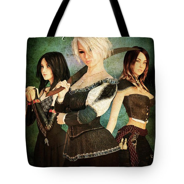 Forever Always Tote Bag