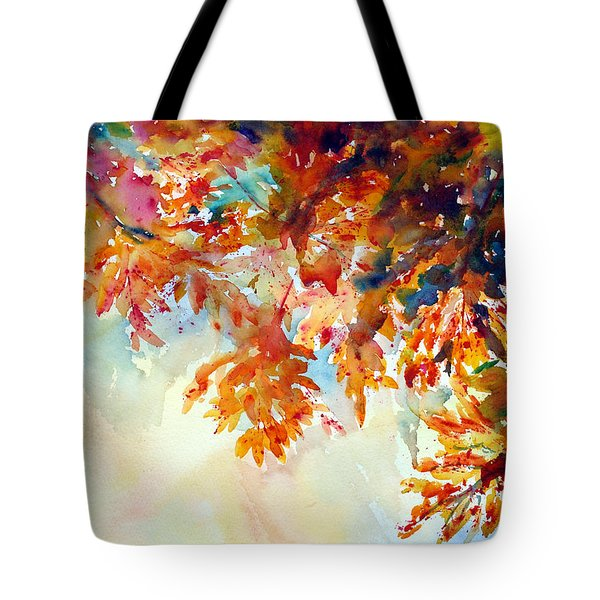 Forever Fall Tote Bag