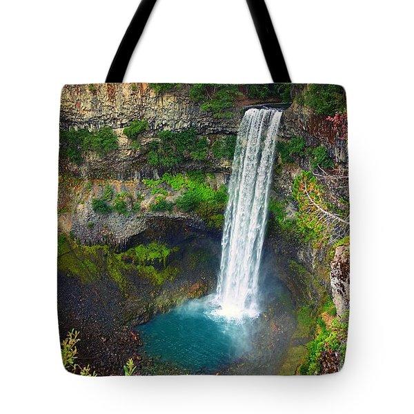 Brandywine Falls, Bc Tote Bag