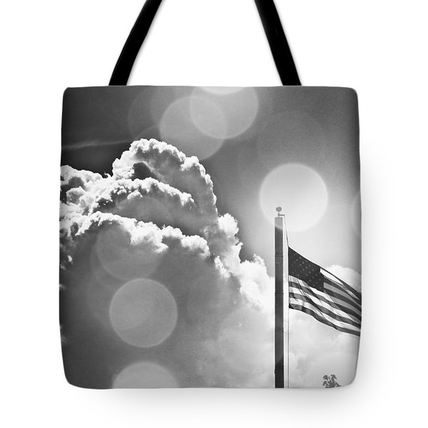 Tote Bag featuring the photograph Forever Freedom IIi by Aurelio Zucco