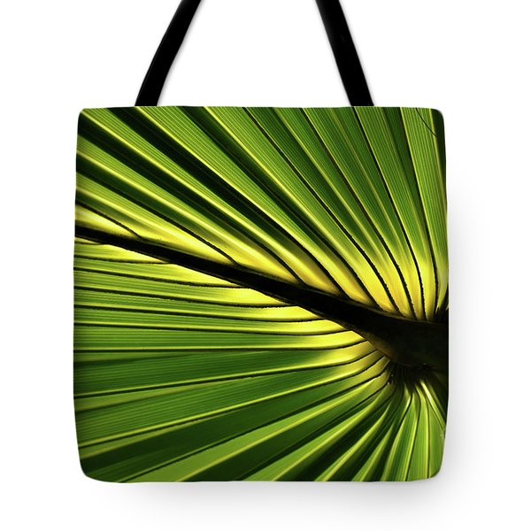 Forever Fronds Tote Bag