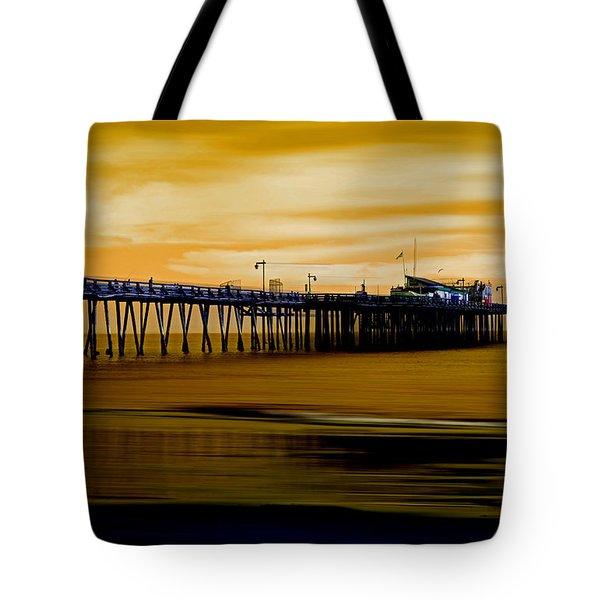 Forever Golden Tote Bag