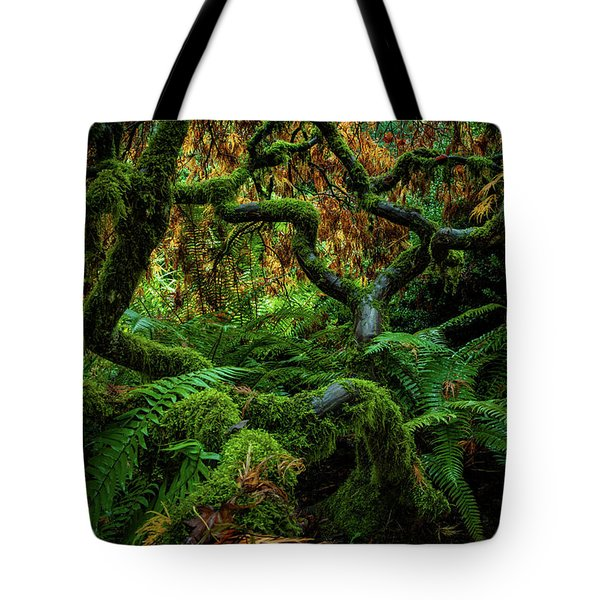 Forever Green Tote Bag