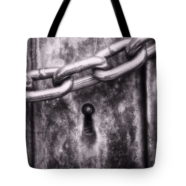 Forever Guarded Tote Bag