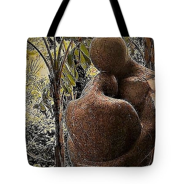 Tote Bag featuring the photograph Forever by John Glass
