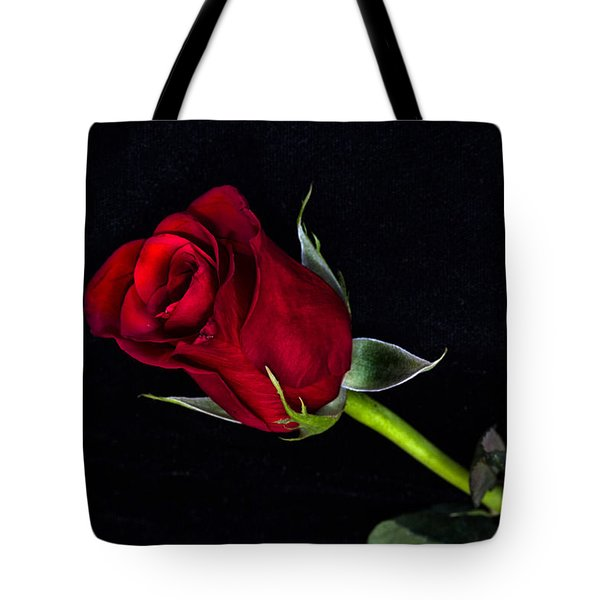 Forever Lasting Rose  Tote Bag