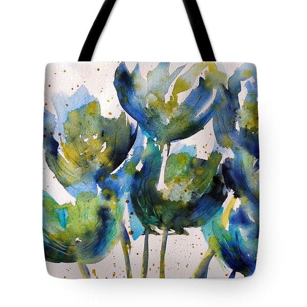 Forever Loving Blue Tote Bag