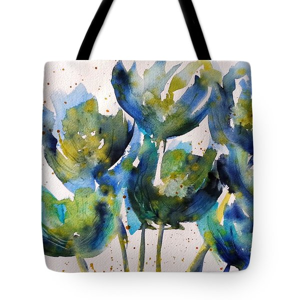 Forever Loving Blue Tote Bag