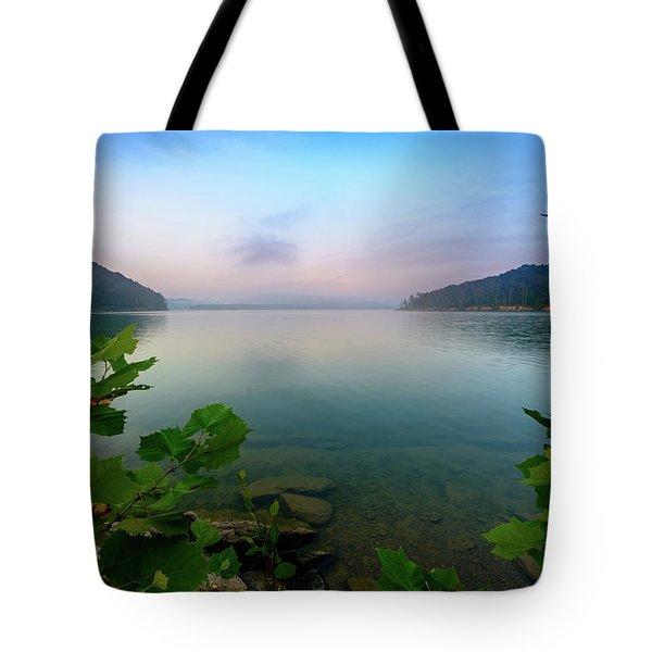 Forever Morning Tote Bag
