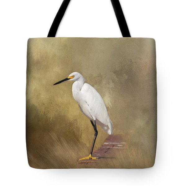 Tote Bag featuring the photograph Forever Watching by Kim Hojnacki