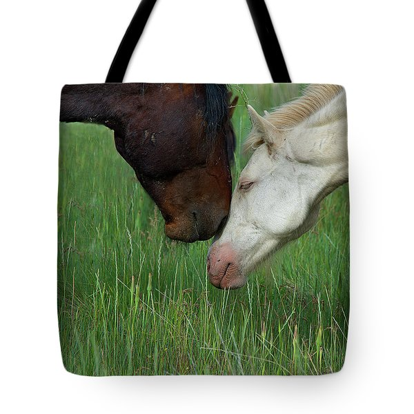 Tote Bag featuring the photograph Forever Wild by Mary Hone