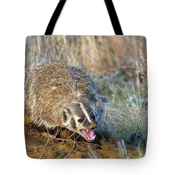Forewarned Tote Bag