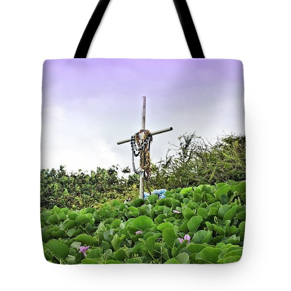Tote Bag featuring the photograph Forget Me Not by DJ Florek