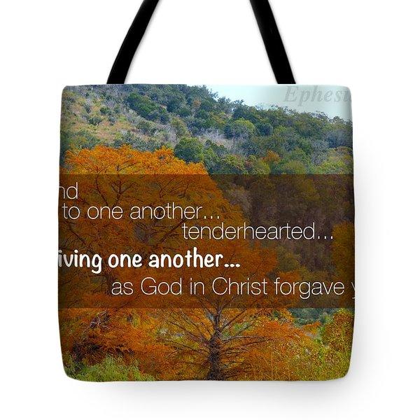 Forgiveness1 Tote Bag