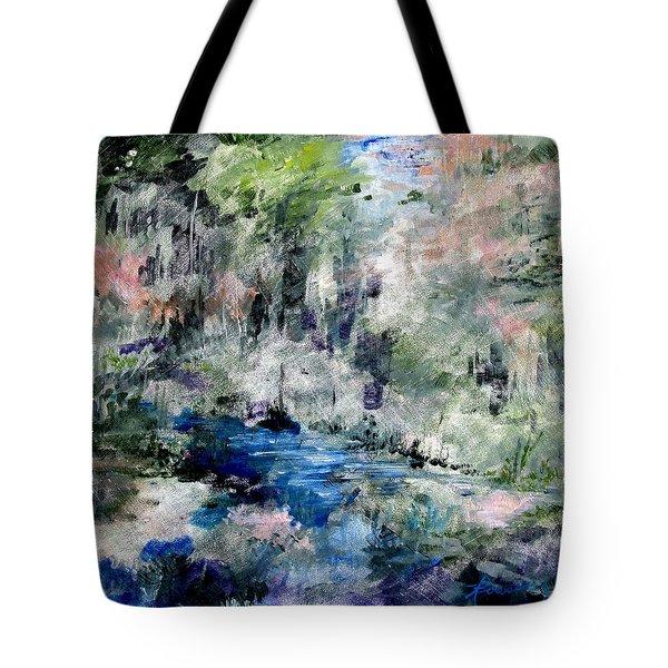 Forgotten Creek  Tote Bag