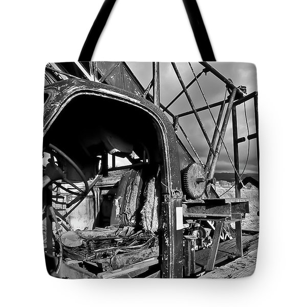 Forgotten Days II Tote Bag