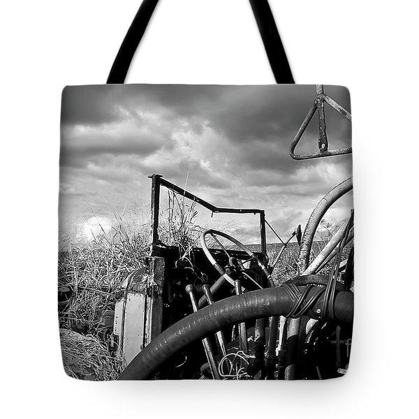 Forgotten Days IIi Tote Bag