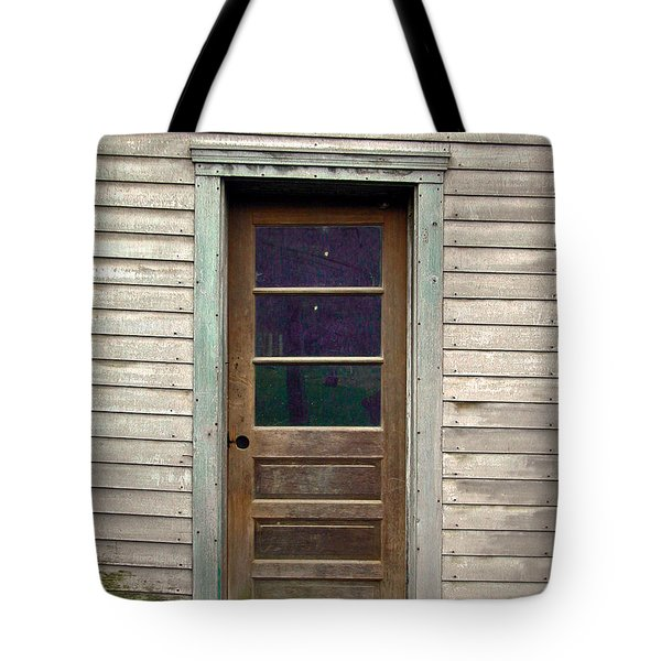 Forgotten Door Tote Bag