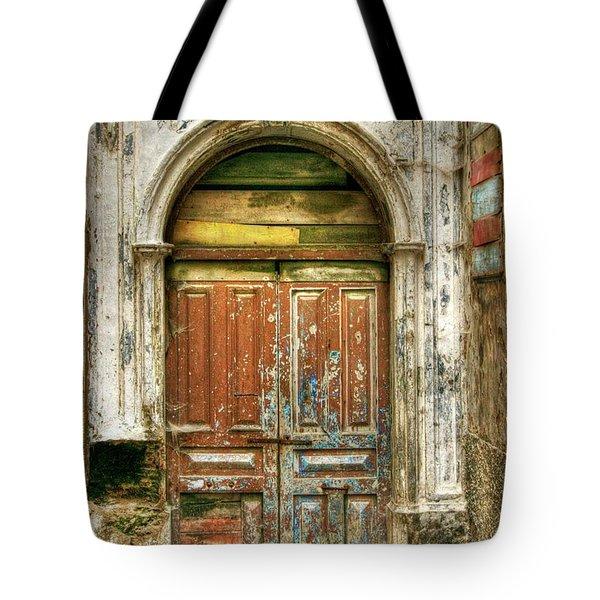 Forgotten Doorway Tote Bag