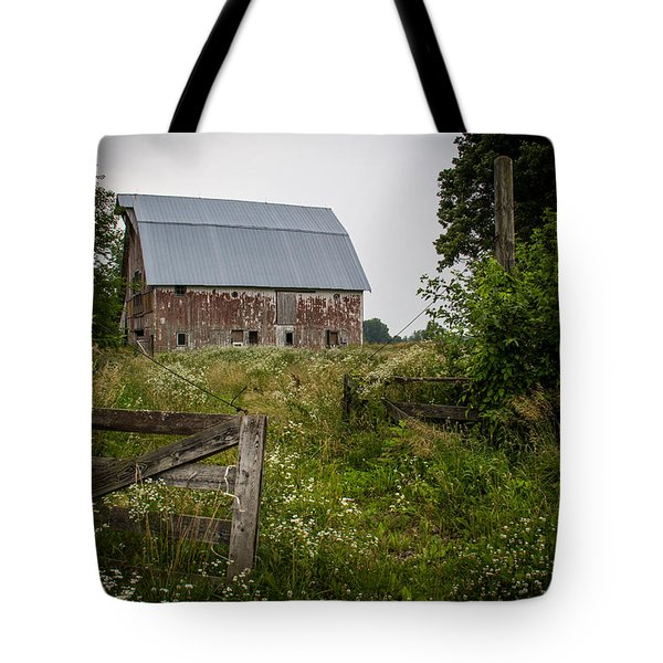 Forgotten Farm  Tote Bag