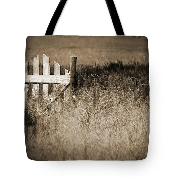 Forgotten Gateway Tote Bag