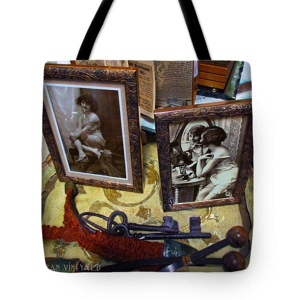 Forgotten Ladies Tote Bag