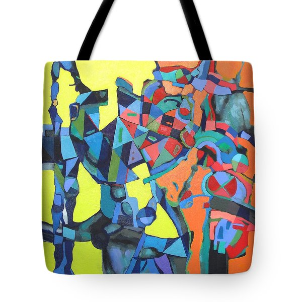 Forgotten Memories Of Broken Promises Tote Bag by Bernard Goodman