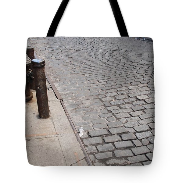 Forgotten N Y Tote Bag by Rob Hans