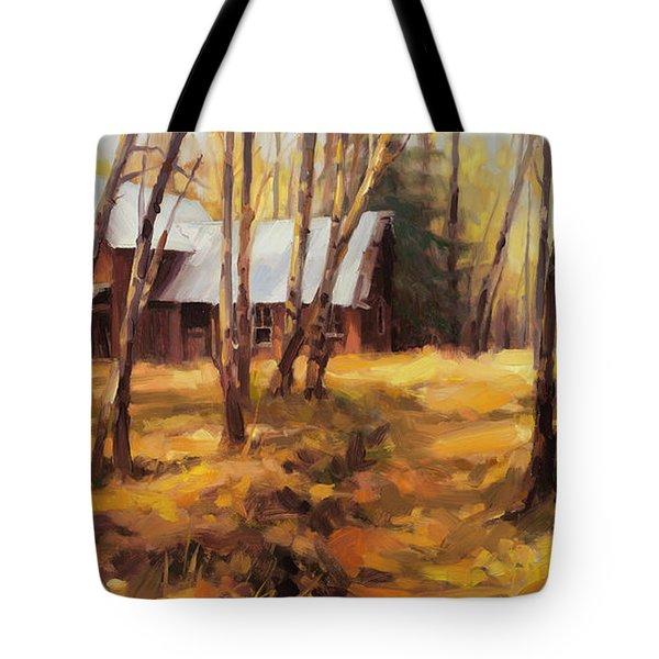 Forgotten Path Tote Bag