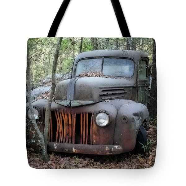 Forgotten Tote Bag by Patrice Zinck
