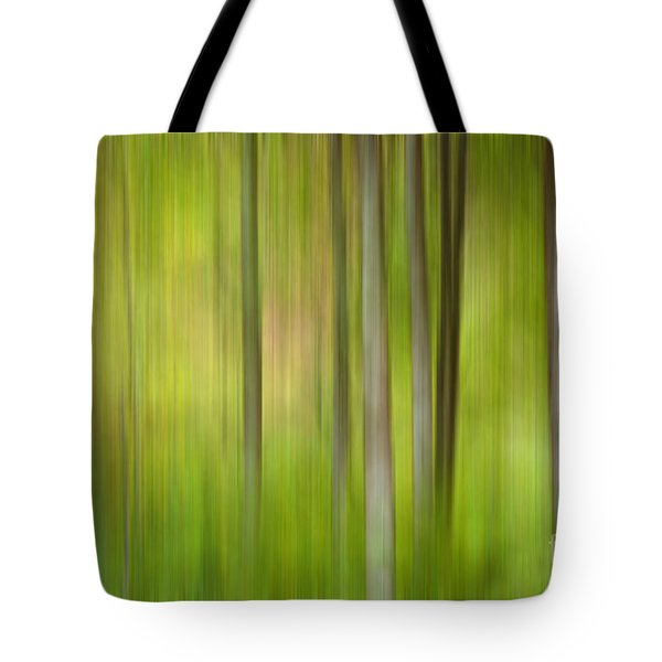 Forgotten Woods Tote Bag