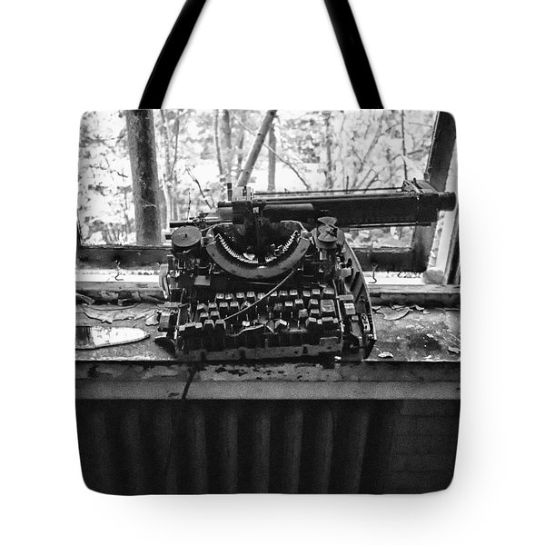 Forgotten Words Tote Bag