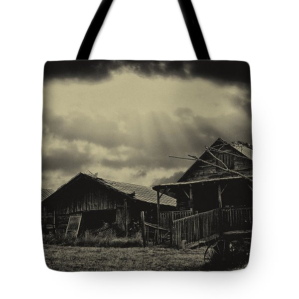 Forgotten Years Tote Bag