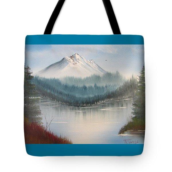 Fork In The River Tote Bag